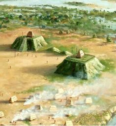 The Mound Builders of Burlington Wisconsin
