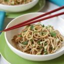 Chinese Peanut Sesame Noodles