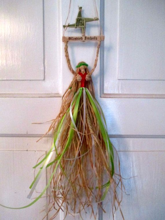 Positively Pagan Imbolc Handmade Goddess by PositivelyPagan