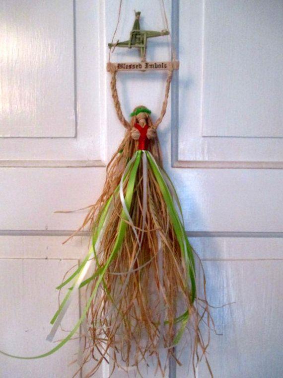 Positively Pagan Imbolc Handmade Goddess by PositivelyPagan