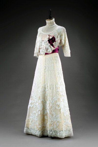 Šaty dámské | 1905 | Www.Esbirky.Cz | CC0