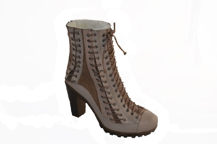 Exclusive Bora Aksu sheepskin lined ankle boot - exclusive to www.shoesatgoody2shoes.co.uk