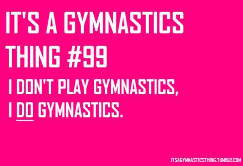 gymnast be like when they someone say gymnastics isnt a sport   Found on itsagymnasticsthing.tumblr.com