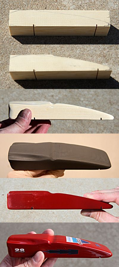 fastest pinewood derby car templates - Google Search