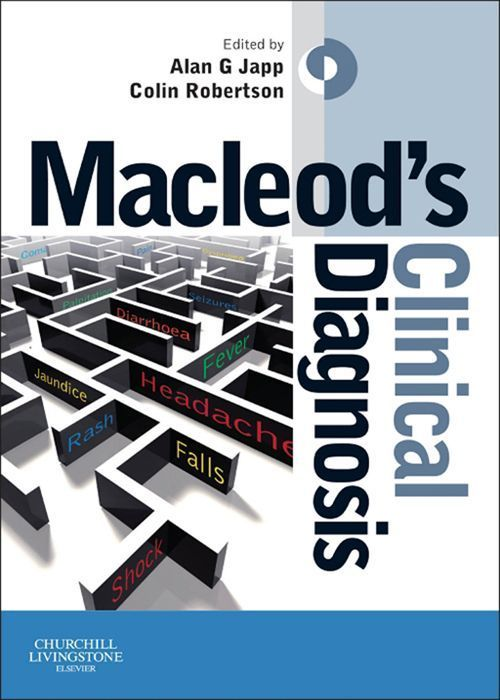Macleod's Clinical Diagnosis by Alan Japp, Colin Robertson