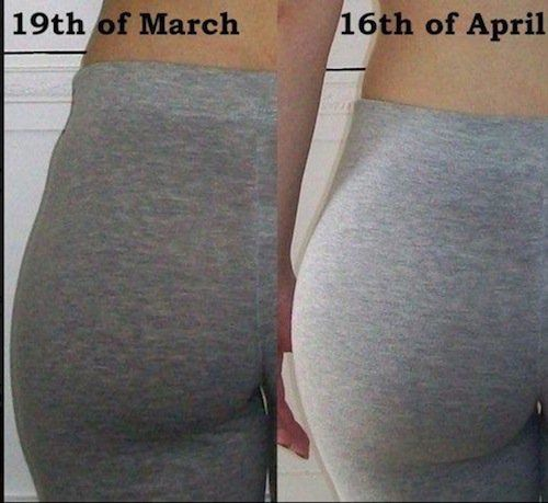 butt exercise change everything