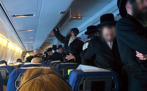 Rémálom a New-York-Tel-Aviv járaton