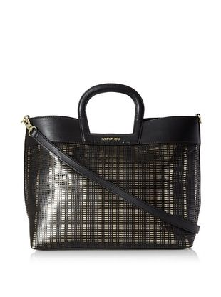 55% OFF London Fog Women's Olivia Tote, Black, One Size