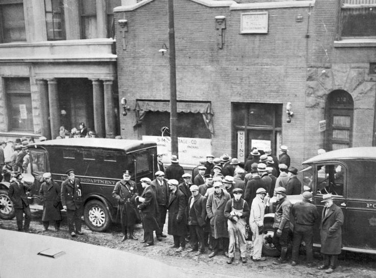 Old files offer fresh look at St. Valentine's Day massacre    Chicago Sun-Times