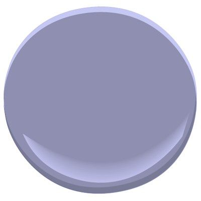 Benjamin Moore Violet Stone - another great purple. So many to choose from