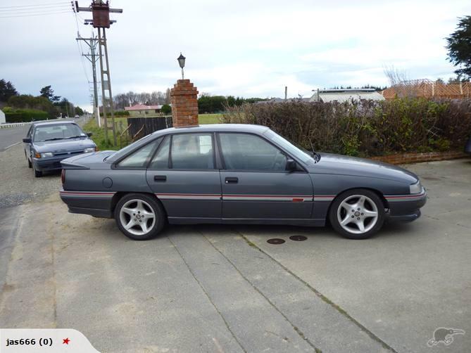 Holden VN SS V8 1990