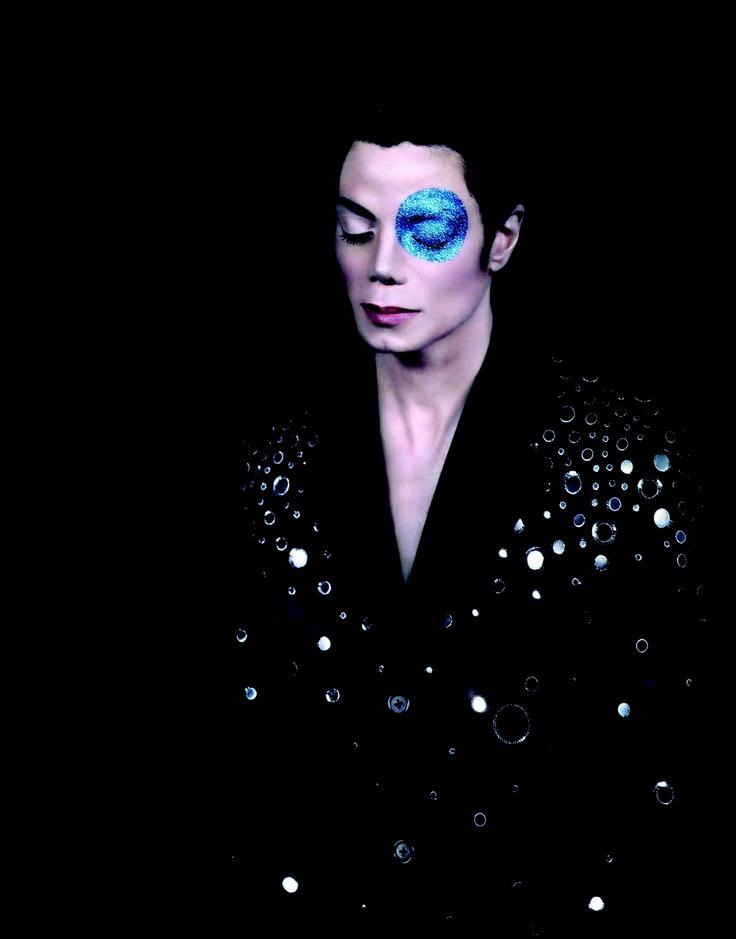 Michael Jackson, by Arno Bani (1999)
