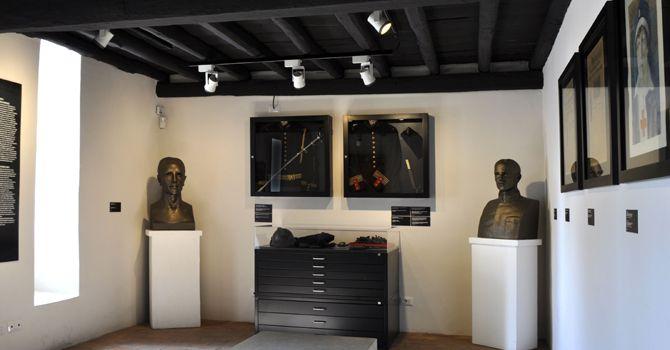 Collezione - Museo della Repubblica Romana e della memoria garibaldina