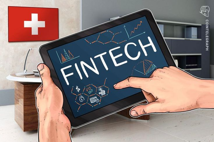 Study: Swiss FinTech Sector Grows, While Traditional Banks Decline