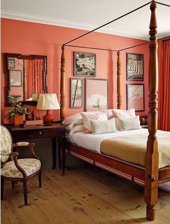 Sơn tường phòng ngủ theo phong thủy