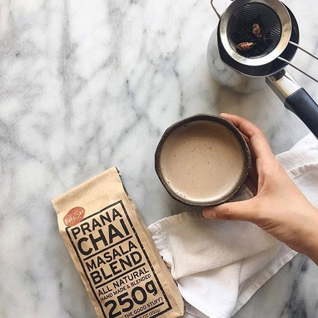 We love this slow morning start with a delicious cup of Prana Chai.  : @jolenekcw     #amuseprojects #brewbyamuseprojects #onlythegoodstuff #chai #sgchai #pranachai #instachai #chaigram #chaigram #chaiaddict #chaiholic #sg #sgig #supportlocal #chaitime #chailife #chailover #chaioftheday #chailove #ilovechai #pranachaiasia #pranachaisg