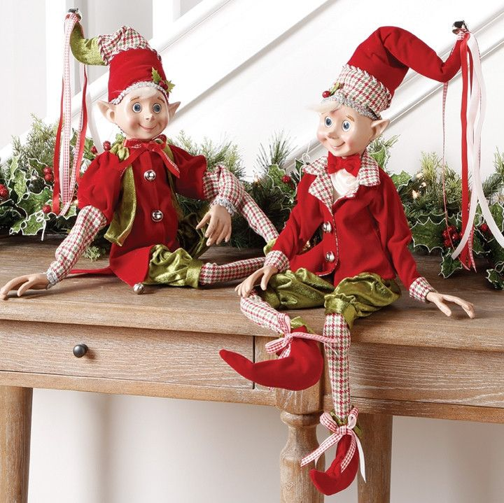 Mark Roberts Christmas Elves