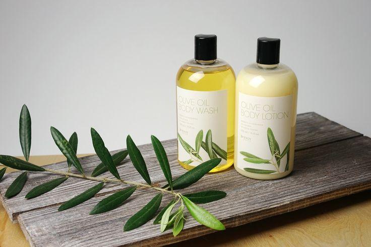 Un proyecto estudiantil para una línea de productos corporales a base de aceite de oliva.