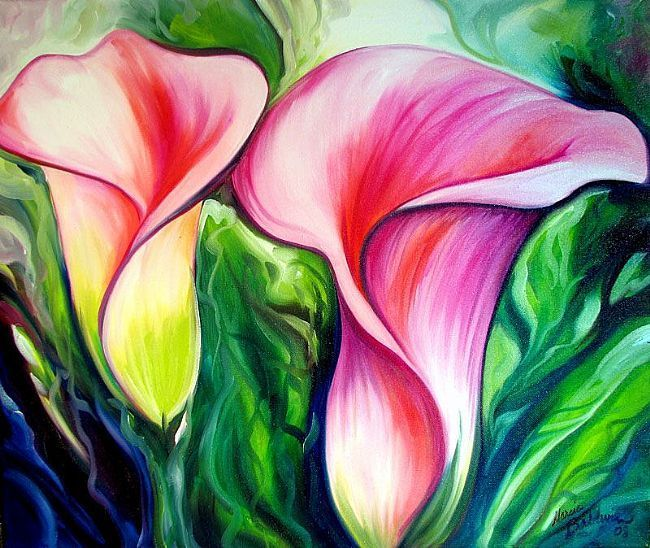 42 Watercolor Lily Tattoos Collection: 22 Best Carmen's Calla Lily Tattoo Images On Pinterest