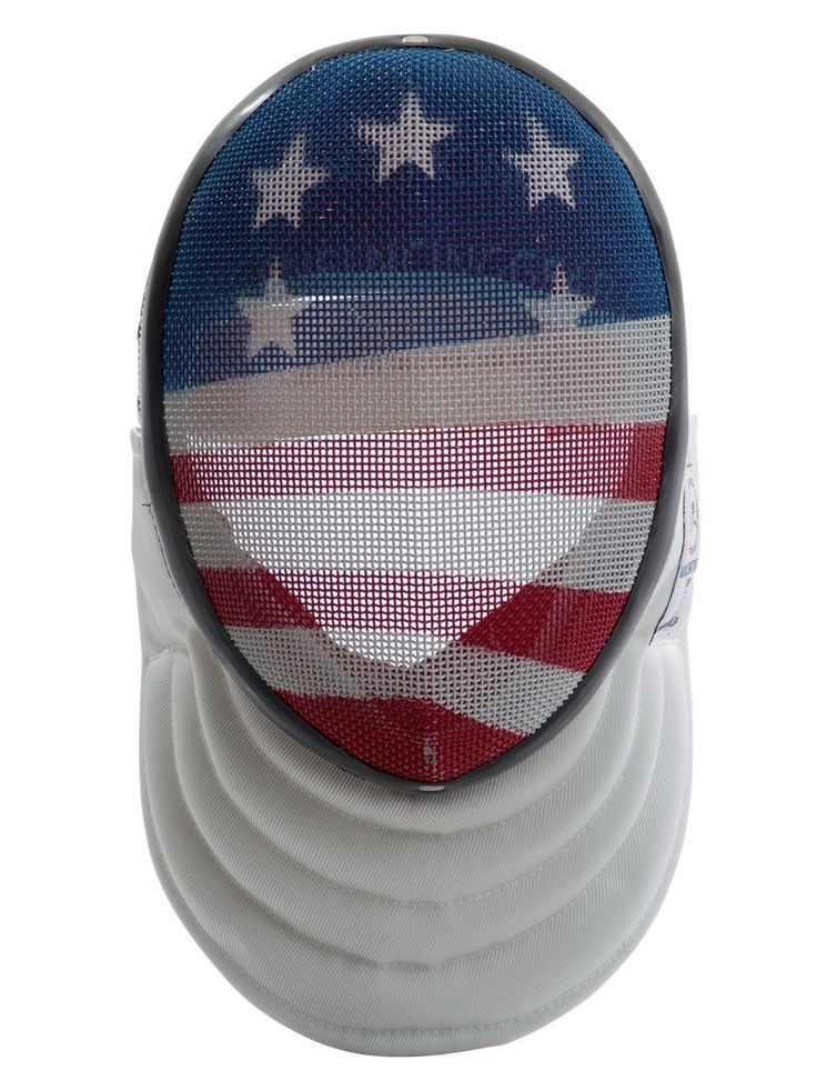 Fencing Epee Mask CE350N Certified National Grade by American Fencing Gear Mediu
