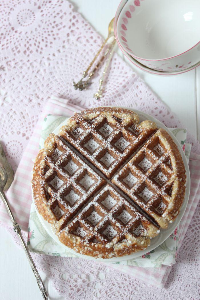 174 besten backen waffeln bilder auf pinterest pfannkuchen kekse und b ckereien. Black Bedroom Furniture Sets. Home Design Ideas