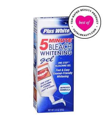 Best Teeth Whitening Product No. 1: Plus White 5 Minute Bleach Whitening Gel, $6.59, 7 Best Teeth Whitening Products -- and the 2 Worst - (Page 10)