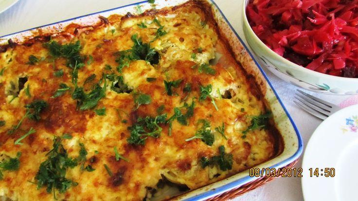 Треска запеченная с сыром рецепты