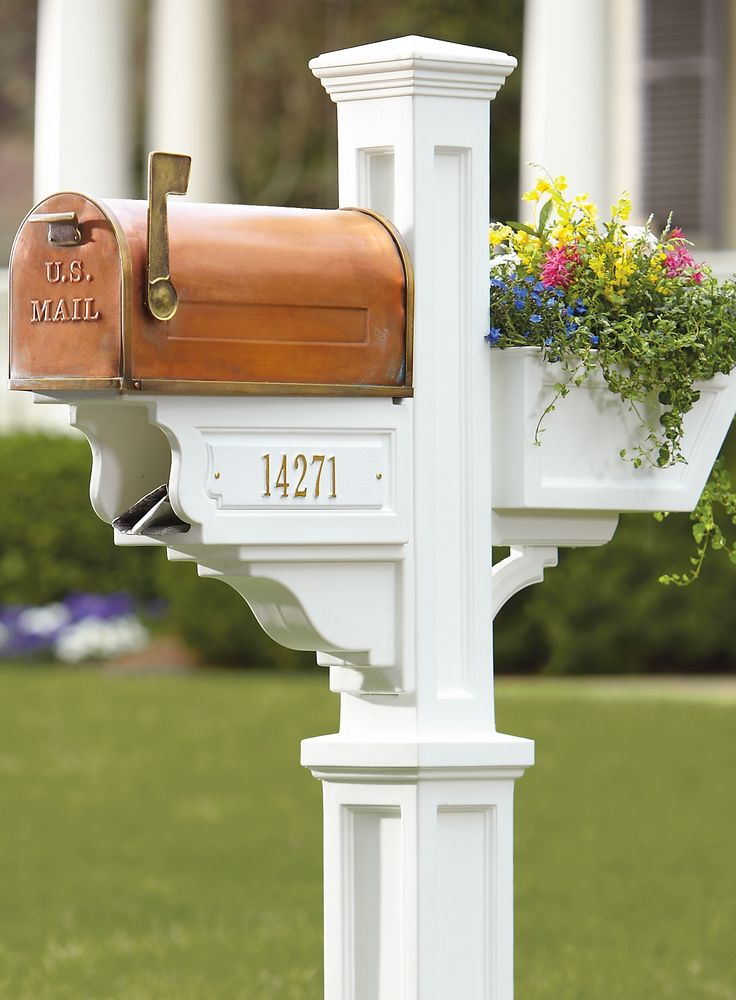 103 best Mail Boxes images on Pinterest | Letter boxes, Mail boxes ...