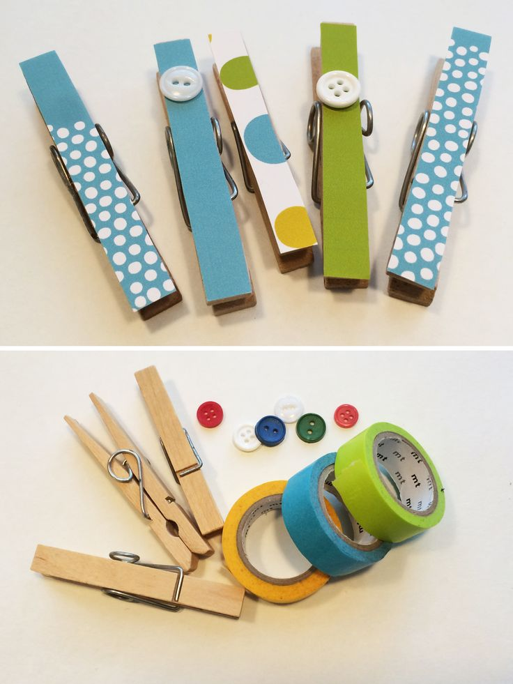 Koristellut pyykkipojat | askartelu | kesä | käsityöt | koti | sisustus | clothespin |  DIY ideas | kid crafts | summer | home | decor | Pikku Kakkonen