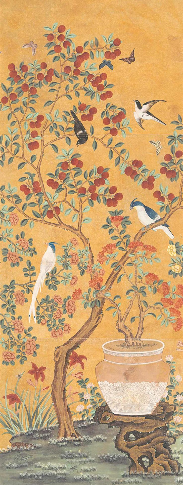 207 best 민화 images on Pinterest | Chinese painting, Chinese art ...