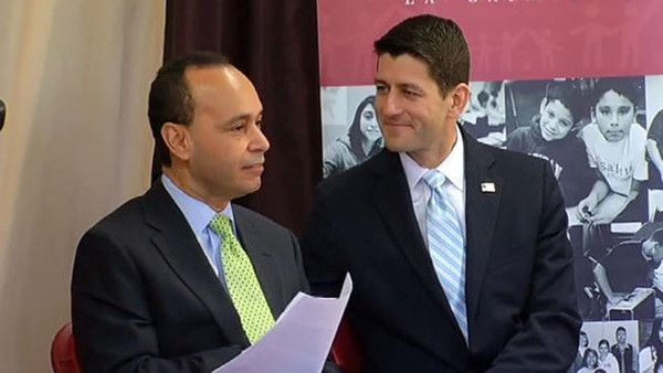 Amnesty advocate Rep. Paul Ryan poised to be next Speaker of the House, if you don't take action