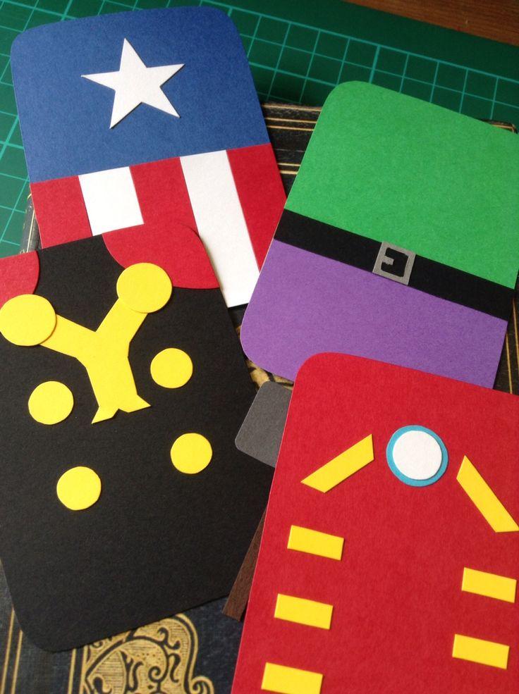 Captain America, the Hulk, Thor, and Iron Man.