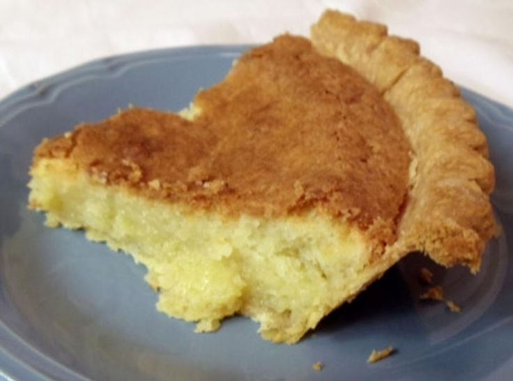My mom passed this recipe on to me years ago.  Everyone loves her chess pies!