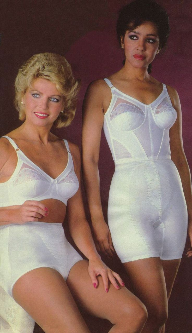 vintage girdles panty briefs catalog sleek n chic vintage ...