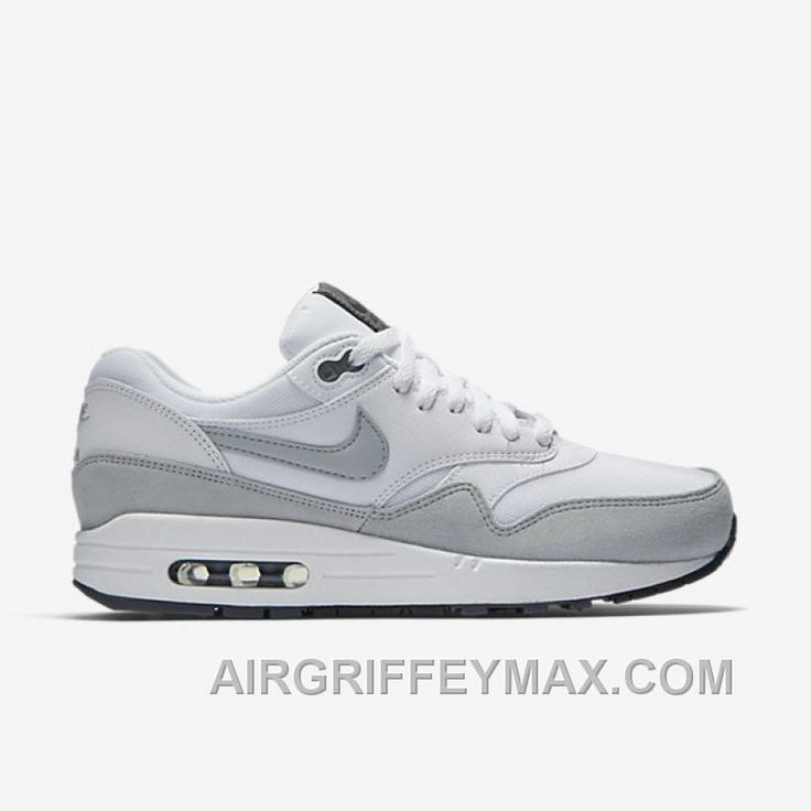 http://www.airgriffeymax.com/for-sale-nike-air-max-1-womens-grey-white-black-friday-deals-2016xms1553.html FOR SALE NIKE AIR MAX 1 WOMENS GREY WHITE BLACK FRIDAY DEALS 2016[XMS1553] Only $50.00 , Free Shipping!