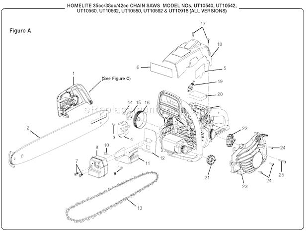 894dcb1c3b4c13fc33b6ab24574014c3 best 25 homelite chainsaw parts ideas on pinterest cream plus home depot toy chainsaw wiring diagram at crackthecode.co