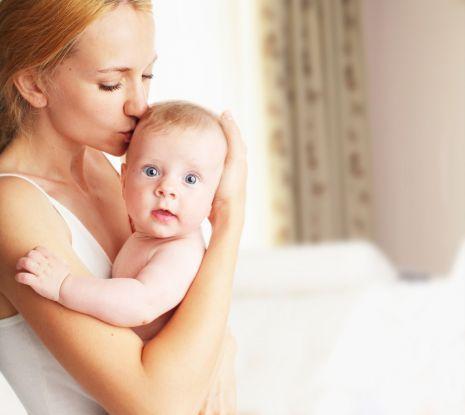 niemowlę, bezpieczeństwo po karmieniu