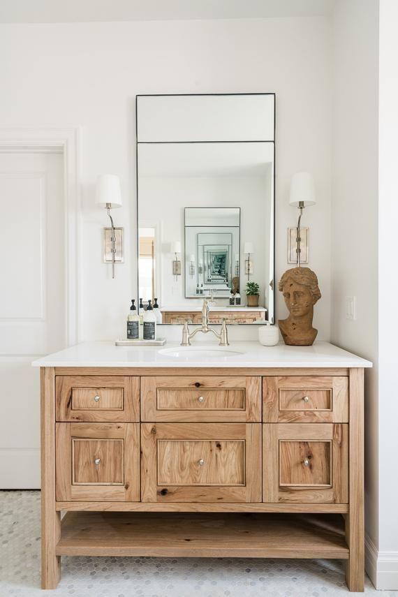 Wall Mirror Bathroom Vanity