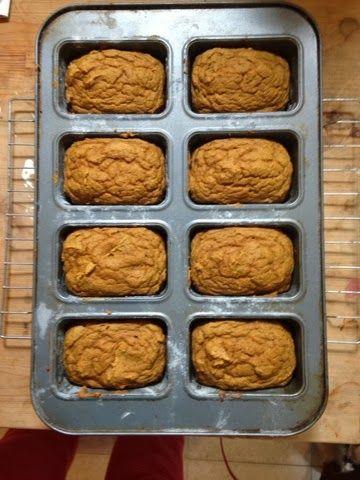 Bariatric Foodie: Protein Pumpkin Bread