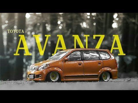 Toyota Avanza Ceper 1 64 Rims Diecast Youtube Toyota Diecast Most Popular Cars