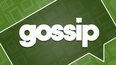 Wednesday's gossip column