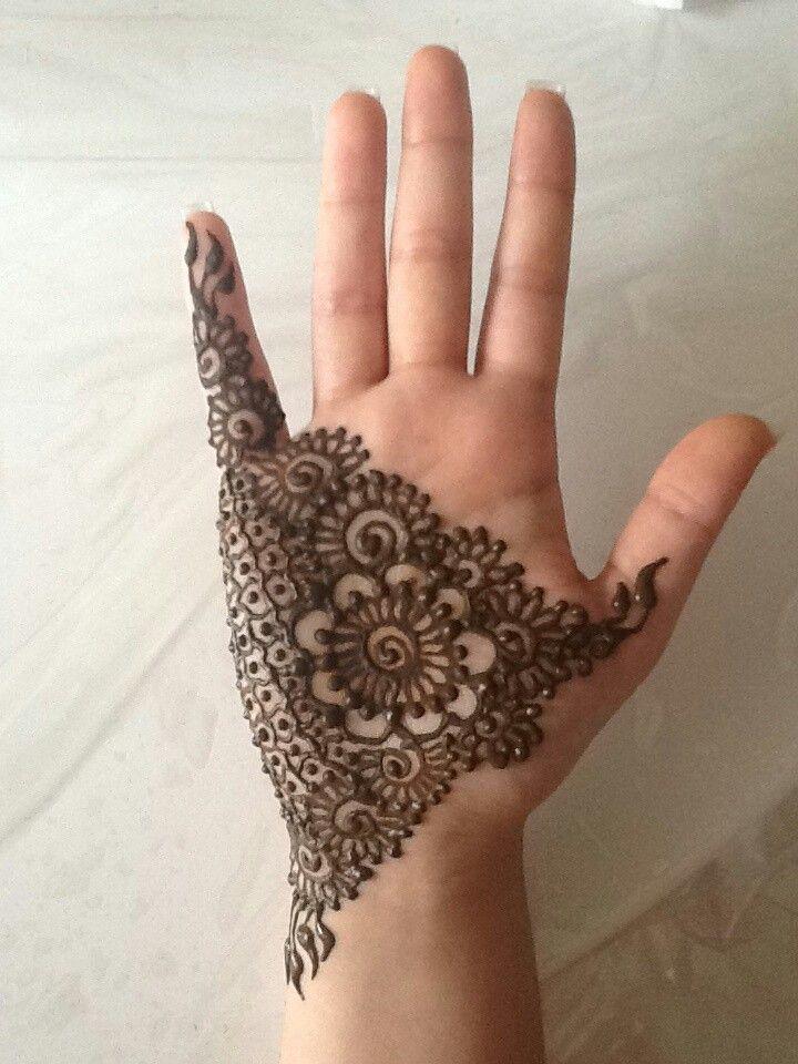 Henna On Inside Of Hand Mendhi Pinterest Henna Designs Henna