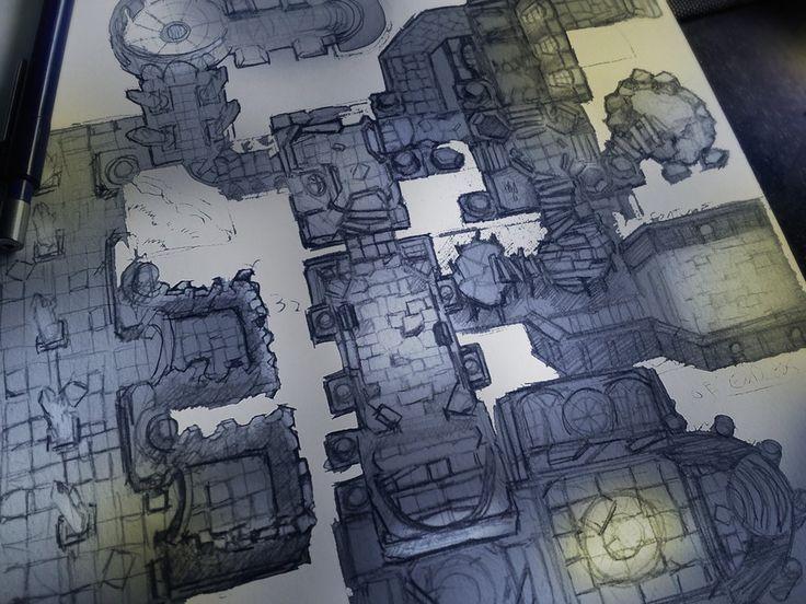 The Drummond dungeon