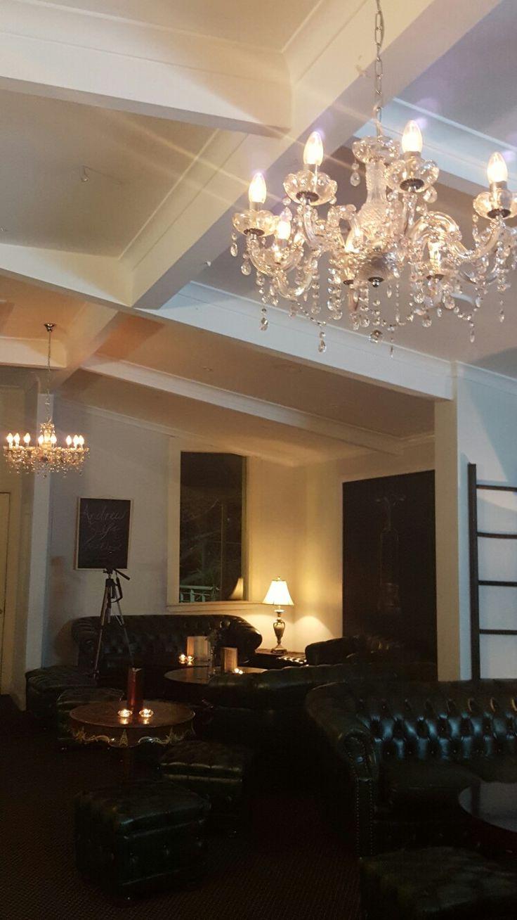 Chandelier decor