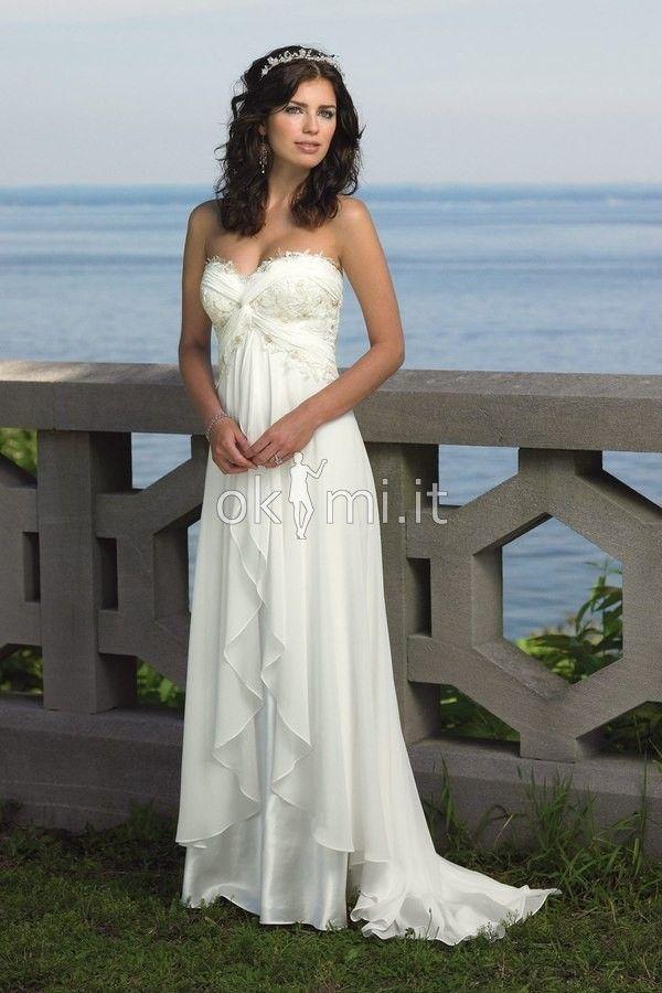vestito da sposa stile impero - Cerca con Google