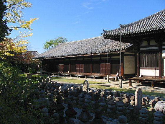Seven Great Temples of Nara: Gangoji