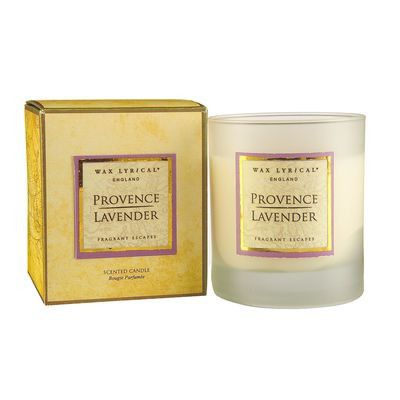 Provence Lavender Candle by Wax Lyrical