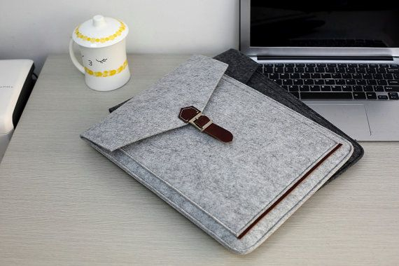 "Felt Macbook 13"" Sleeve, Felt Macbook 13 Retina , Felt Macbook 13 Cover , Felt Macbook 13 Case , Felt Macbook 13 inch Case #205"