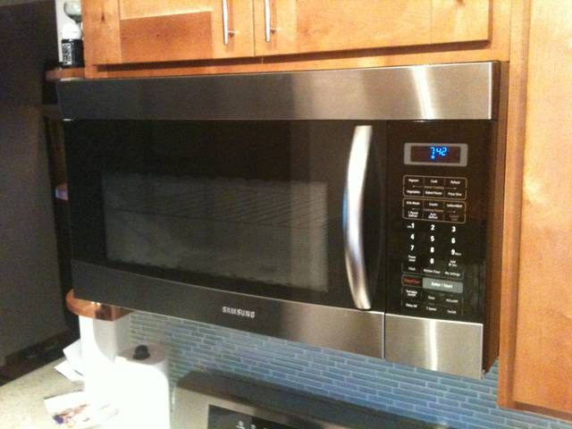 Ready to install your over the range microwave? We'll show you how to do it properly to ensure a high-quality DIY job.