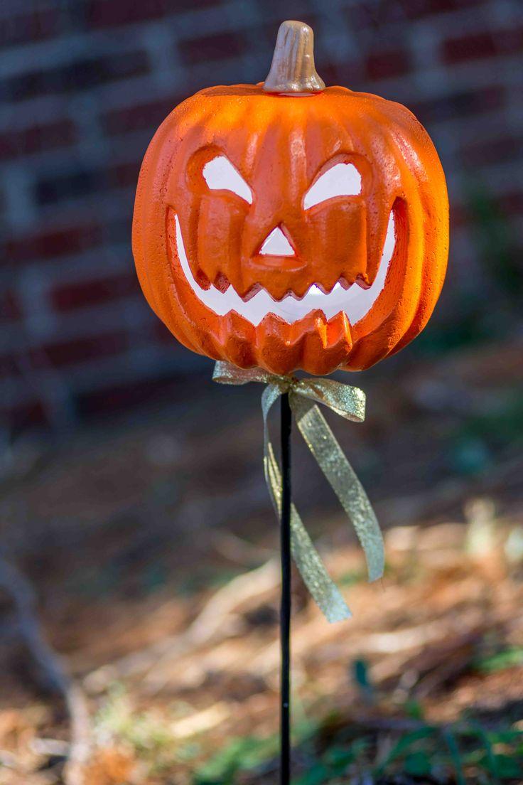 outdoor pumpkin luminary - Outdoor Pumpkin Decorations
